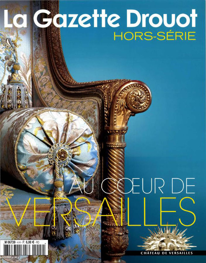 Hors série Versailles Gazette Drouot